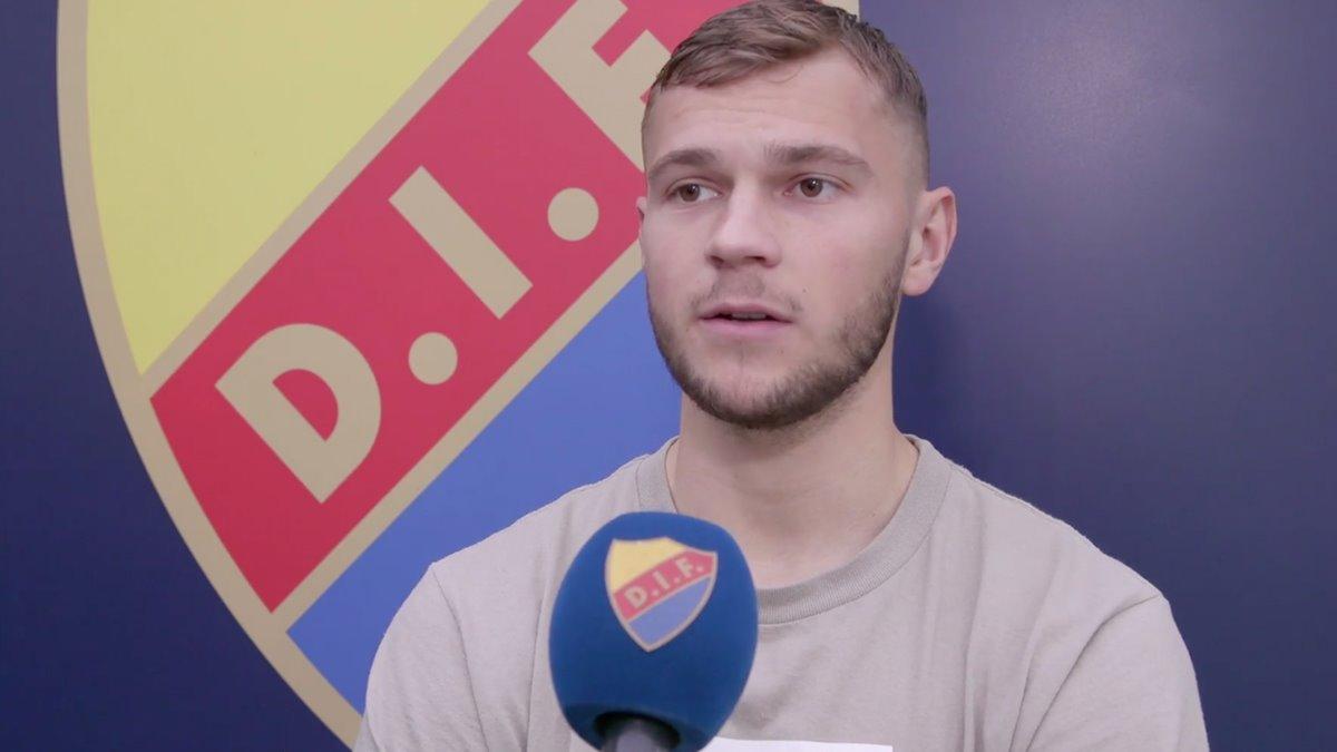 Karlis inställning inför matchen mot Göteborg går inte att ta miste på...